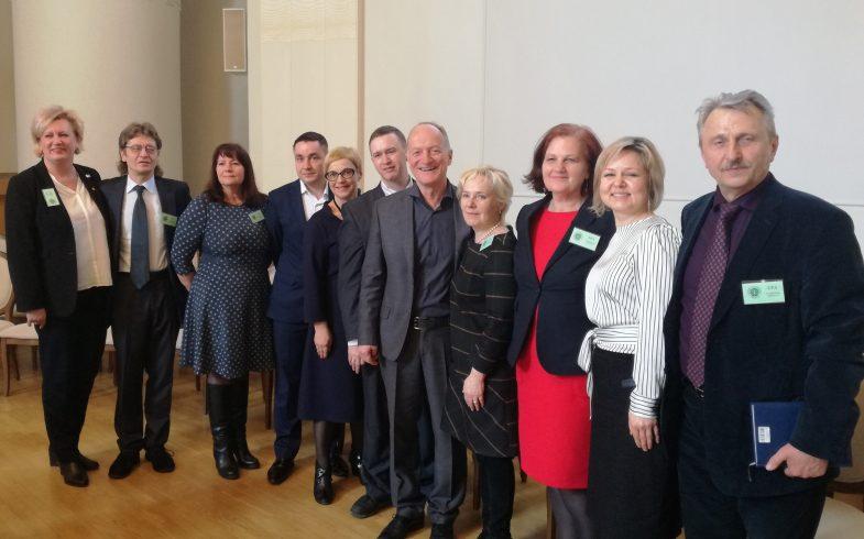 2018-03-27 išrinkta nauja Lietuvos progimnazijos asociacijos taryba